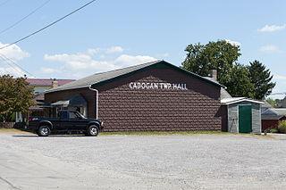 Cadogan Township, Armstrong County, Pennsylvania Township in Pennsylvania, United States
