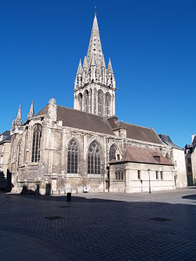 Image illustrative de l'article Église Saint-Sauveur de Caen
