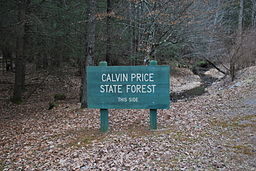 Calvin Price State Forest - Sign.jpg