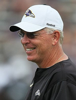 Cam Cameron - Cameron as offensive coordinator for the Baltimore Ravens