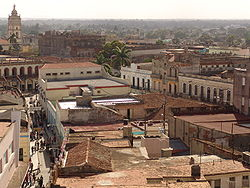 Rooftops of Camagüey