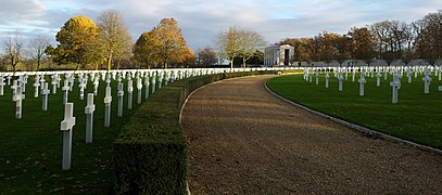 Cambridge American Cemetery 2012-11-25 08.jpg