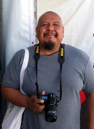 Quechan - Cameron Chino, Quechan artist