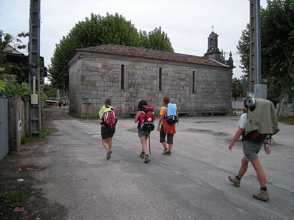 Capela da Virxe do Camiño.