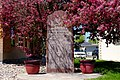 Campbell County War Memorial on South Gillette Avenue in Gillette, Wyoming.jpg
