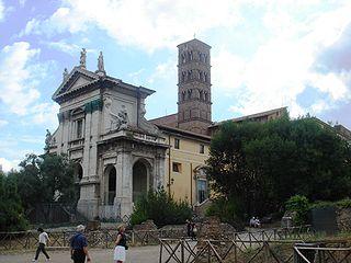 Campitelli - santa Francesca romana dal Foro 01064.JPG