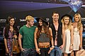 Can-linn & Kasey Smith, ESC2014 Meet & Greet 06.jpg