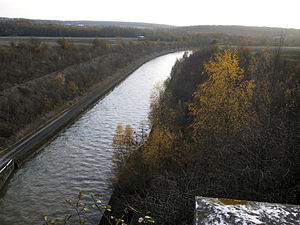 Canal du Nord - Image: Canal nord hermies