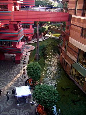 Canal City Hakata - Image: Canal city hakata fukuoka 2