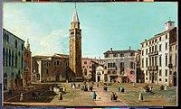 Canaletto (Giovanni Antonio Canal) - Campo Sant'Angelo, Venice - 2019.141.5 - Metropolitan Museum of Art.jpg