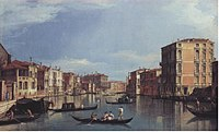 Canaletto - Grand Canal looking East from Palazzo Bembo to Palazzo Vendramin-Calergi Woburn.jpg