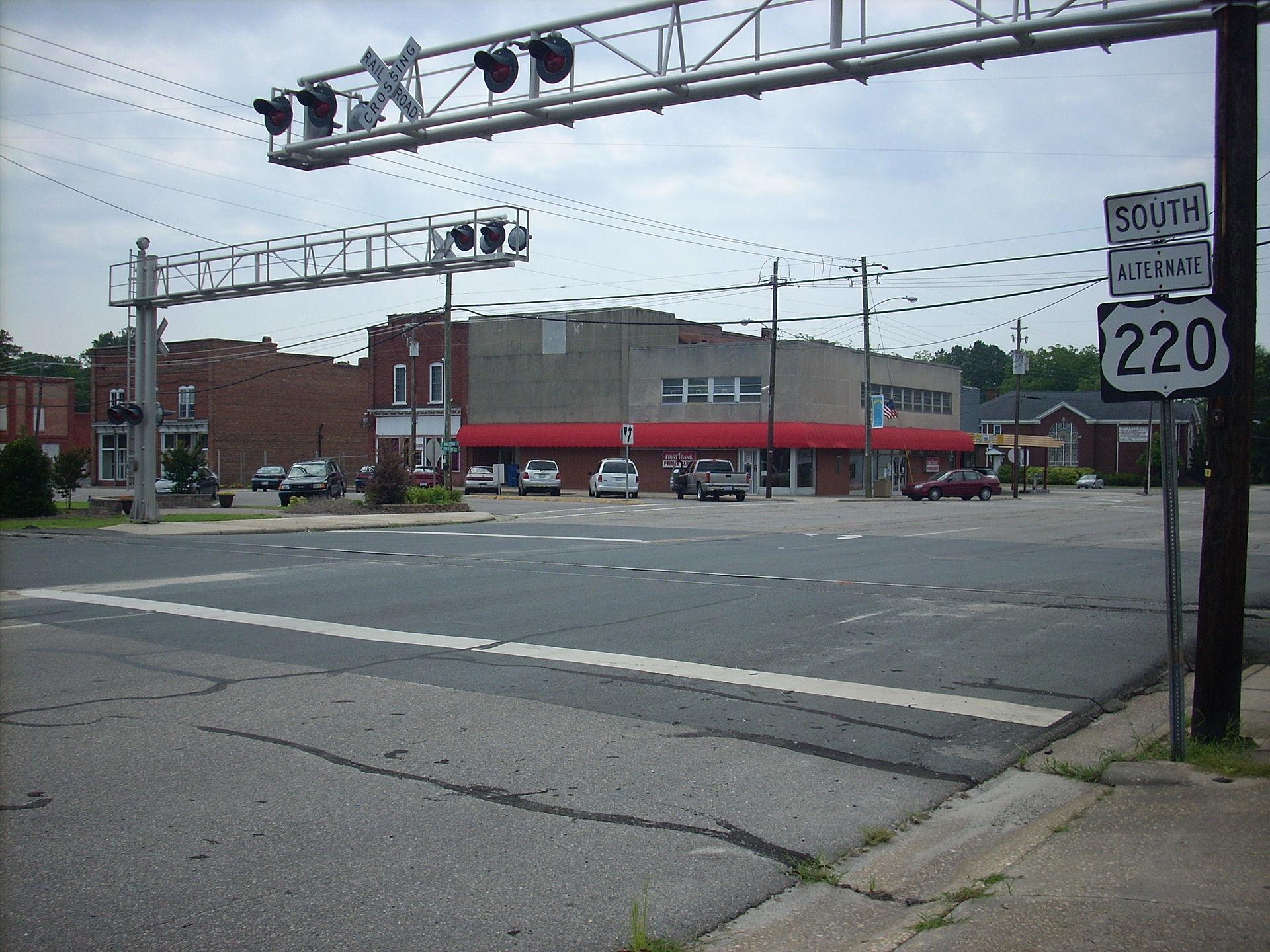 Candor, North Carolina - Wikipedia