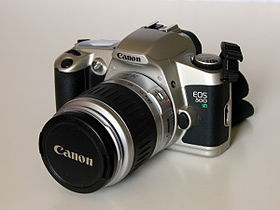 image illustrative de l'article Canon EOS 500N