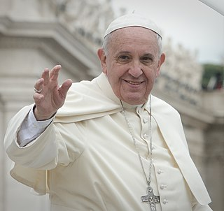 Pope leader of the Catholic Church