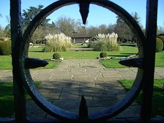 Canons Park - King George V Memorial Garden