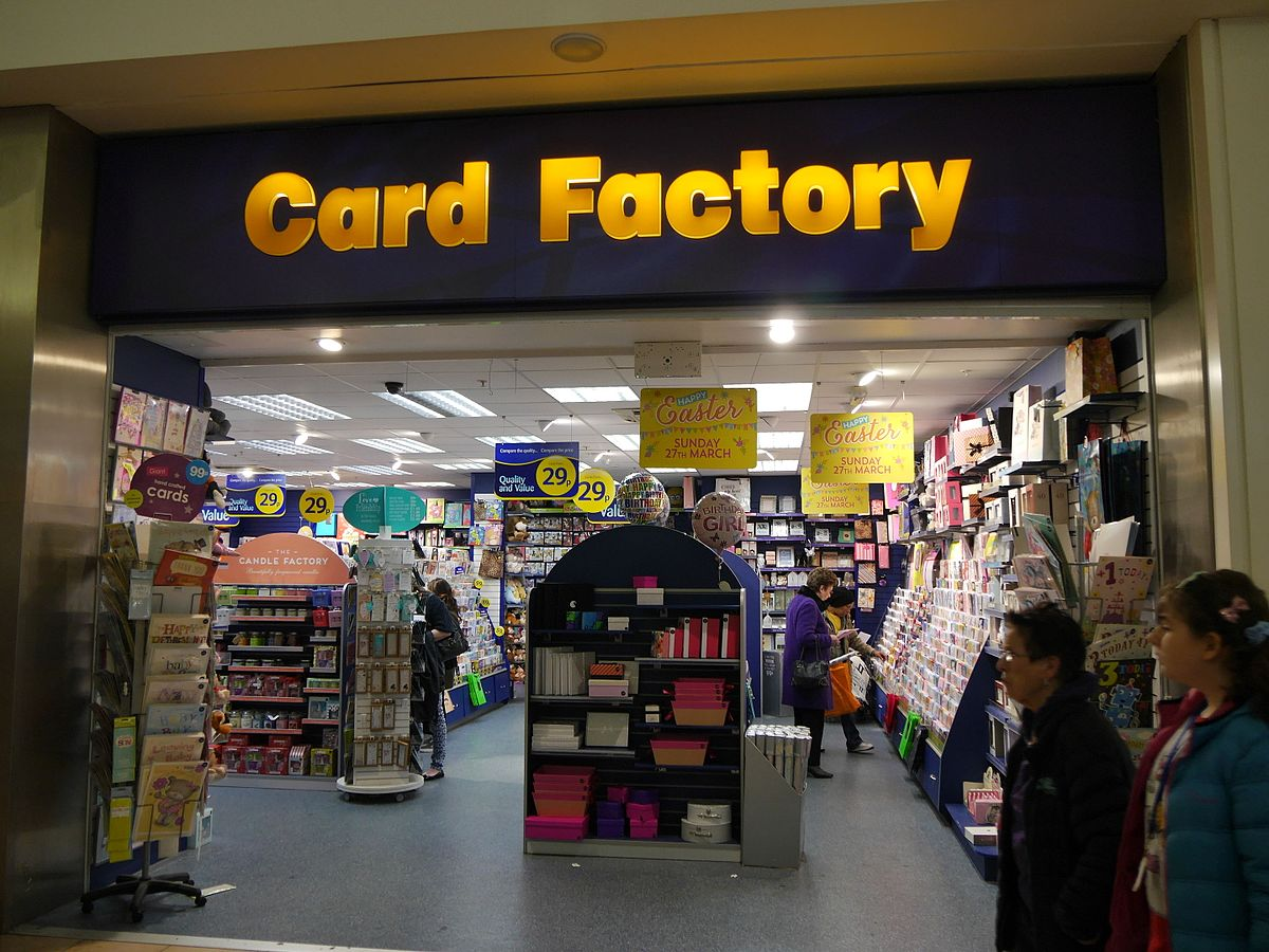 Card Factory Wikipedia