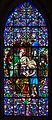 Carentan Église Notre Dame Vitrail Baie 05 Éducation de la Vierge par Édouard Didron 2014 08 24.jpg