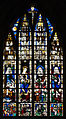 Carentan Église Notre Dame Vitrail Baie 14 Éducation et Parenté de la Vierge 2014 08 24.jpg
