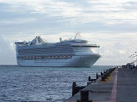 Image illustrative de l'article Caribbean Princess