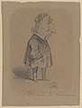Caricature of Louis Marie de la Haye, Vicomte de Cormenin (alias Timon) MET DP830237.jpg
