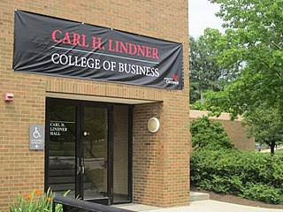 business school of the University of Cincinnati