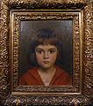 Carl Rudolph Sohn, Portrait seiner Tochter Mira, Weihnachten 1887.JPG