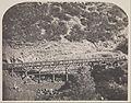 Carleton Watkins (American - Railroad Bridge, Cape Horn, Mariposa County - Google Art Project.jpg