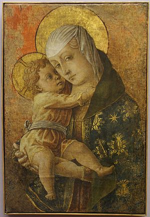 Macerata - Madonna with Child by Carlo Crivelli (1470), Macerata Art Gallery