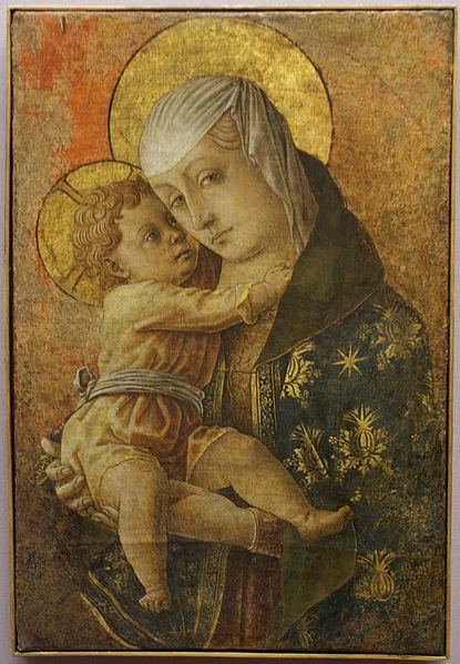 File:Carlo Crivelli - Madonna con Bambino.jpg