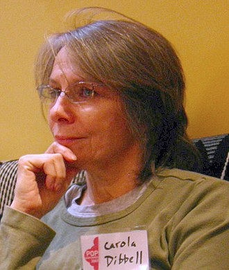 Christgau's Record Guide: Rock Albums of the Seventies - Christgau's intense work on the book hurt his marriage to Carola Dibbell (pictured in 2007).
