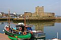 Carrickfergus Harbour and Castle. - panoramio.jpg