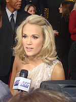 File:Carrie Underwood at the 2009 American Music Awards.jpg
