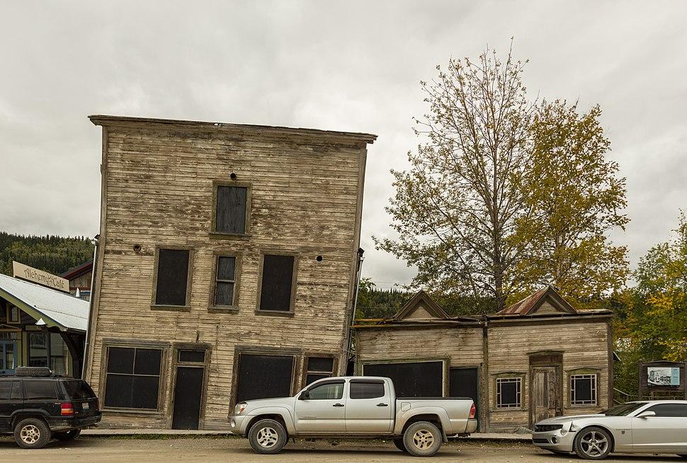 Casa abandonada en la Tercera Avenida, Dawson City, Yuk%C3%B3n, Canad%C3%A1, 2017-08-27, DD 51