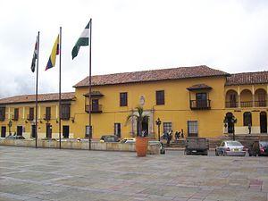 Gonzalo Suárez Rendón