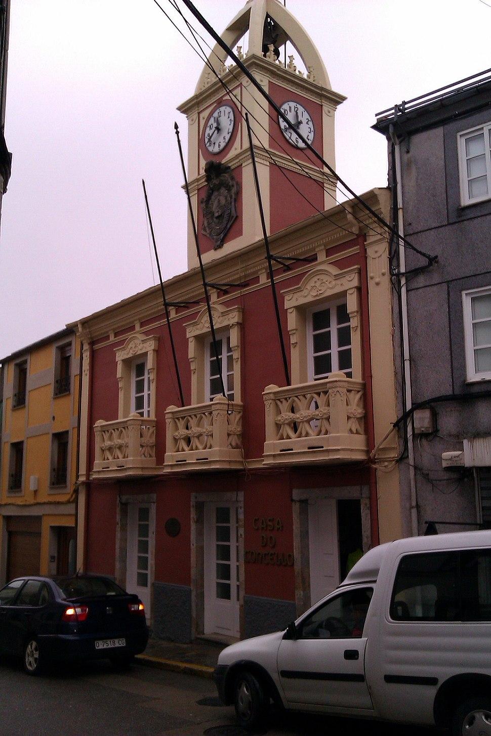 Casa do Concello da Fonsagrada, Lugo