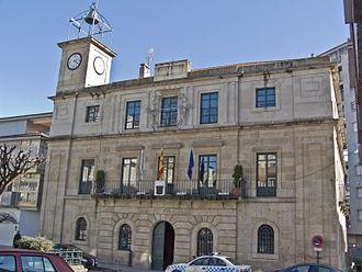 O Carballiño - Town Hall