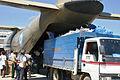 Cascos Blancos. Envío de suministros humanitarios a Bolivia, febrero de 2014.jpg