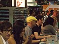 Cast of Glee Signing at Comic Con (12062063885).jpg