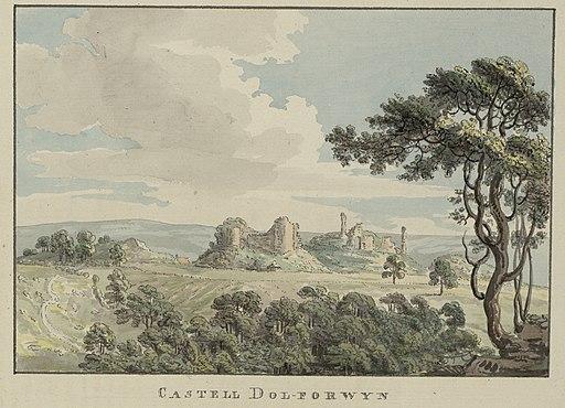 Castell DolForwyn