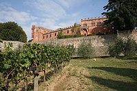 Castello di Brolio, azienda già di proprietà del Barone Bettino Ricasoli