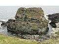 Castle o'Burrian, Westray - geograph.org.uk - 184395.jpg