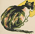 Cat art detail, Cover for 1897 Calendar MET DP823994 (cropped).jpg