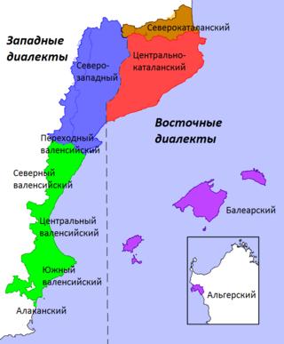 Varietats del Català