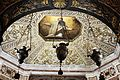 Ceiling - Chapel of Saint Philip Neri - Chiesa Nuova - Rome 2015.jpg