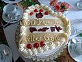 Celebration cake for the 100th anniversary.jpg