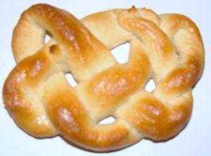 Knot (mathematics) - 74 pretzel link knot