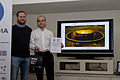 Ceremonia de entrega de premios Wiki Loves Monuments España 2014 - 17.jpg