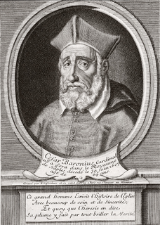 <i>Annales Ecclesiastici</i> book