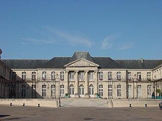 Élisabeth Charlotte d'Orléans - The Château de Commercy where she died in 1744