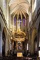 Chœur de la basilique Saint-Sauveur, Dinan, France.jpg